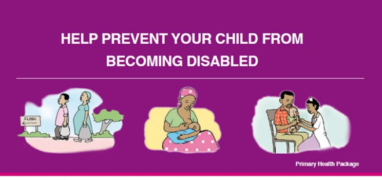 Promoting Early Identification and Intervention of Disability