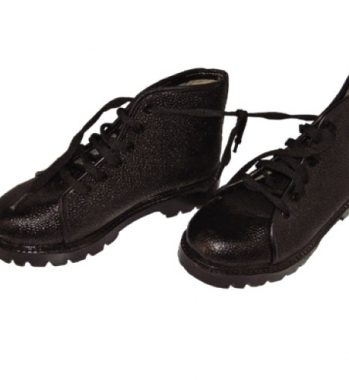 Leather Polio boots E0201