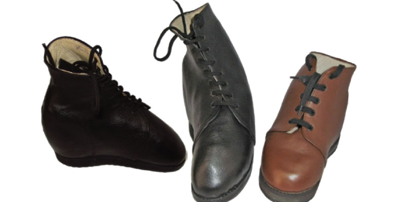 Orthopaedic n Leather_Surgical Boot