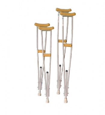 Auxiliary Crutches (Mild Steel)