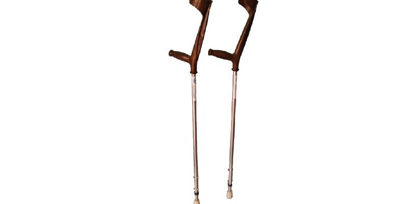 Walking Aids_Elbow Crutches