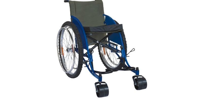 Wheelchair_Tough Rider