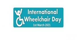 International Wheelchair Day Ist March 2021