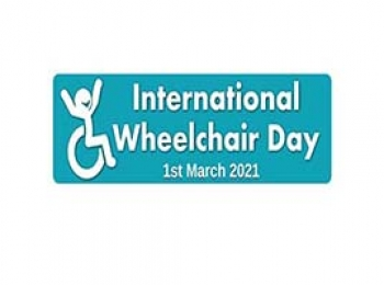 International Wheelchair Day 1st March 2021