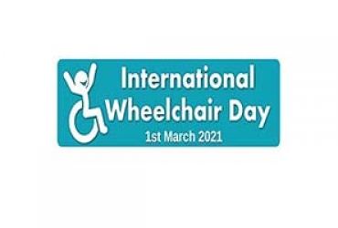 International Wheelchair Day Ist March 2021