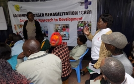 Disabilities from road accidents a major concern
